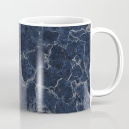 Denim Marble Texture Surface 21 Coffee Mug