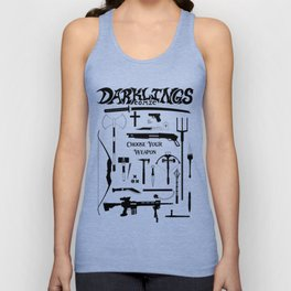 Choose Your Weapon Unisex Tank Top