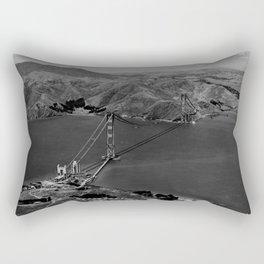 California San Francisco NARA 23935567 Rectangular Pillow