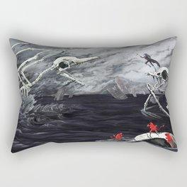 Conquer Rectangular Pillow