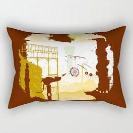 The Last Guardian Rectangular Pillow
