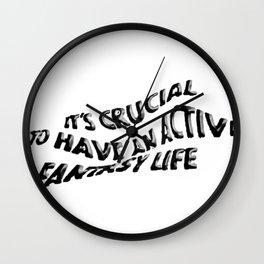 Fantasy Life Wall Clock