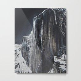 Ode to Ansel Adams: Monolith Metal Print