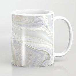 Pastel Brown & Beige Coffee Mug
