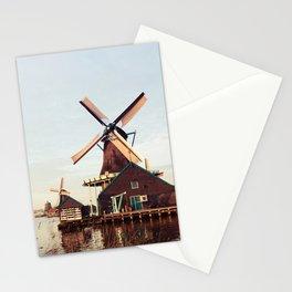 Windmill Netherland Stationery Cards