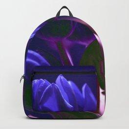 MAGIC BLUE TULIPS Backpack
