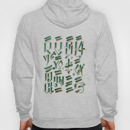 MIND & SOUL Calligraphy  Hoody