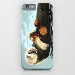 Sea Otter iPhone Case