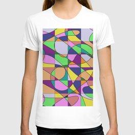 Pastel Pieces T-shirt