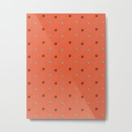 Sierra Style: Arrowheads Metal Print