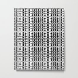 Dot Exposure Metal Print