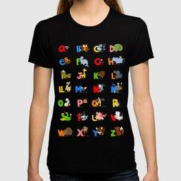 ABC (spanish) T-shirt