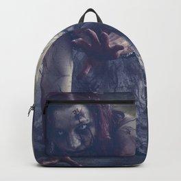 Female Zombie Backpack