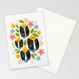 Fresh Lemons Stationery Cards