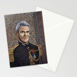 Portrait of Monsieur Cohen Stationery Cards