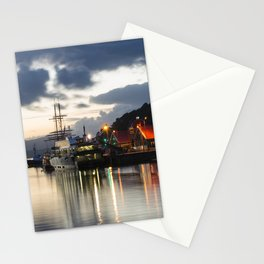 Oban Twylight  Stationery Cards