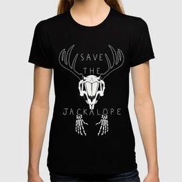 Save the jackalope T-shirt