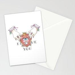 Valentine's Day: 'Ouija Love You' Stationery Cards