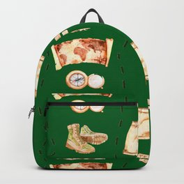 Adventure Travel 3 Backpack