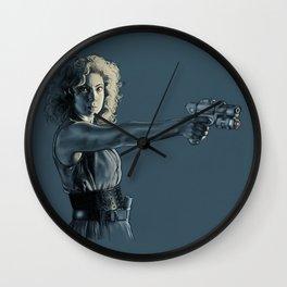 Mrs. Robinson - Doctor Who Wall Clock