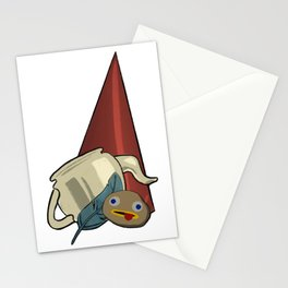 Over the Garden Wall Details Stationery Cards