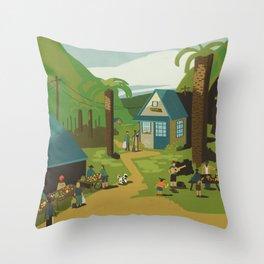 Bring Kindness Throw Pillow