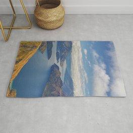 Roys Peak Lookout 2 Rug