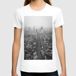 Tokyo Suburb T-shirt