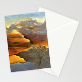 CLIMBING UP Stationery Cards