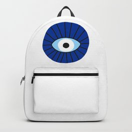 Cyclops | good luck | luck charm | Greek Eye Backpack