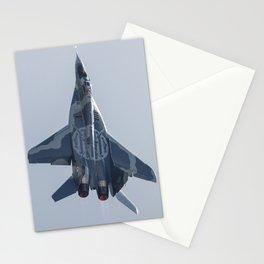 The Mighty Polish Mig 29 Stationery Cards