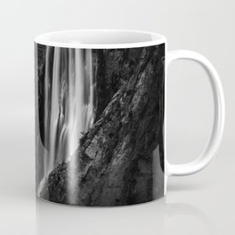 Majestic waterfall Boka in Slovenia Coffee Mug