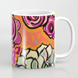 The mesmerising promise of roses Coffee Mug