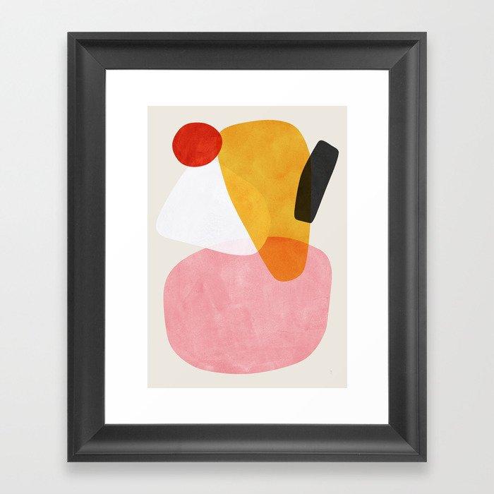 Mikado Gerahmter Kunstdruck