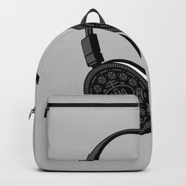 Headphone biscuits Backpack