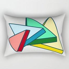 SLICES Rectangular Pillow