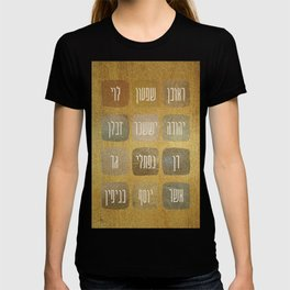 Choshen Mishpat Priestly Breast Plate  T-shirt