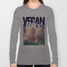 Vegan Love Long Sleeve T-shirt