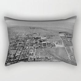 California Palm Springs NARA 23934775 Rectangular Pillow