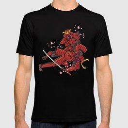 Samurai Jiu-Jitsu T-shirt