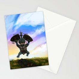 Engi-turtle Stationery Cards