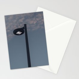 moon to mothership Stationery Cards