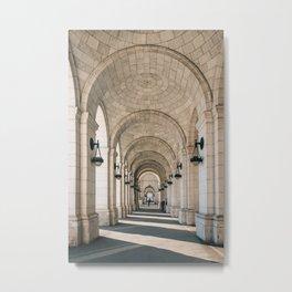Union Station, DC Metal Print