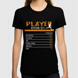 Player Ingredients T-shirt