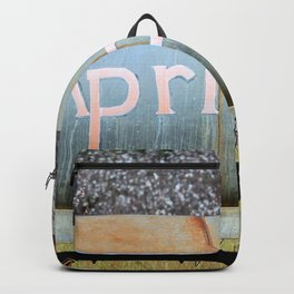 Apricots Backpack