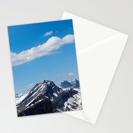 Dreamy Mountain Tops Stationery Cards