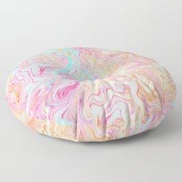 Tutti Frutti Marble Floor Pillow