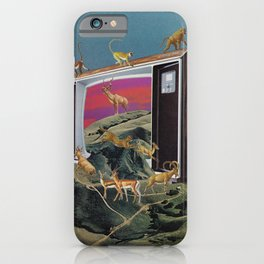 Animal Channel iPhone Case