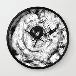 a leveret Wall Clock