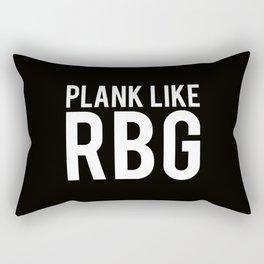 Plank like RBG Rectangular Pillow